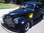 Rudy's 1940 Chevy